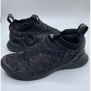 {Adidas} Rapida Run Laceless Knit Running Shoes